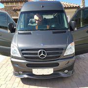 2013 Mercedes-Benz Sprinter 2 dr cab,  slider on side,  2 doors back for